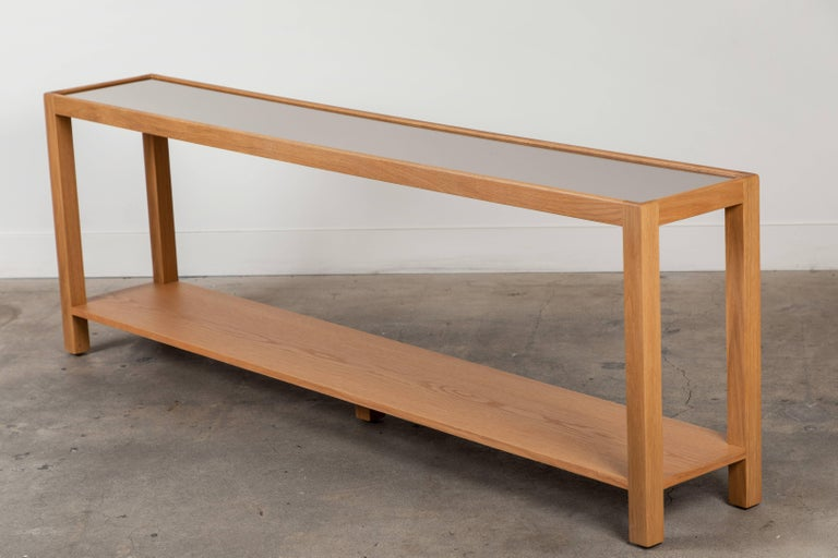 Narrow Console by Lawson-Fenning For Sale 2