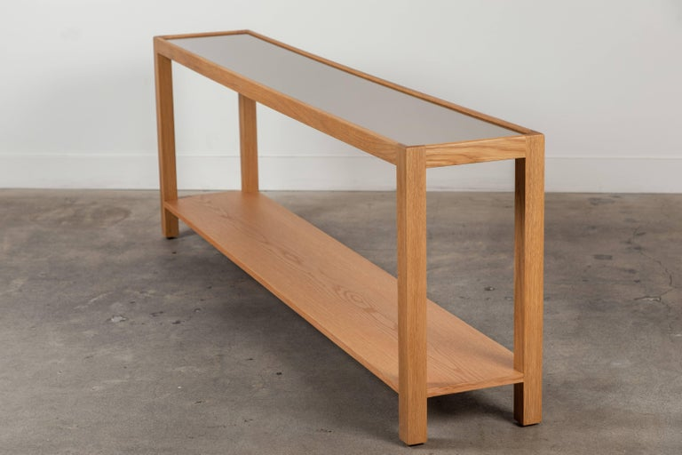 Narrow Console by Lawson-Fenning For Sale 4