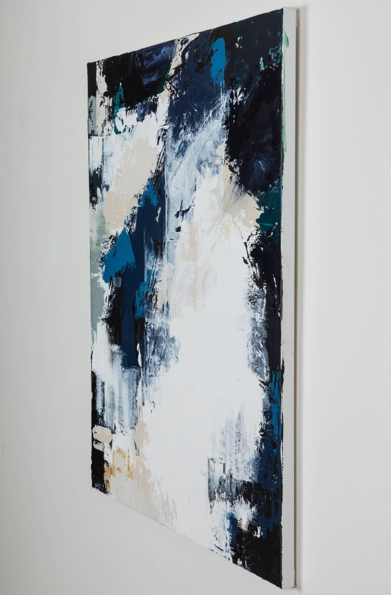 Contemporary Abstract Painting on Canvas #15 by Anna Ullman for Lawson-Fenning For Sale