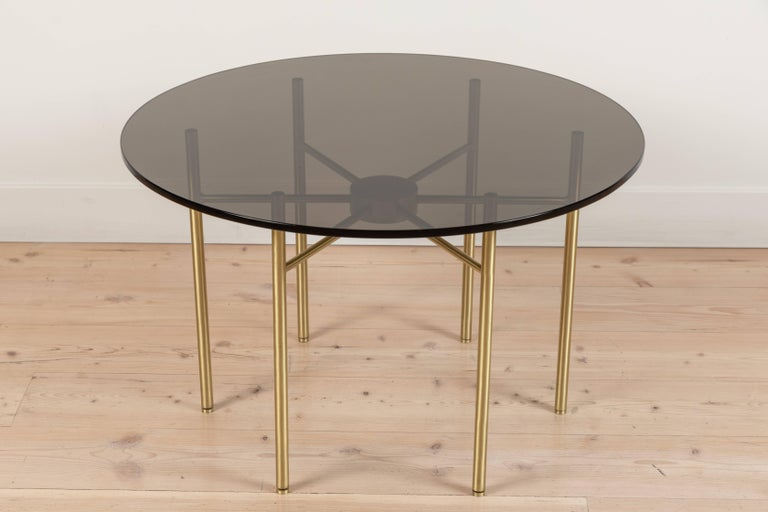 Radial Side Table by Lawson-Fenning In Excellent Condition For Sale In Los Angeles, CA