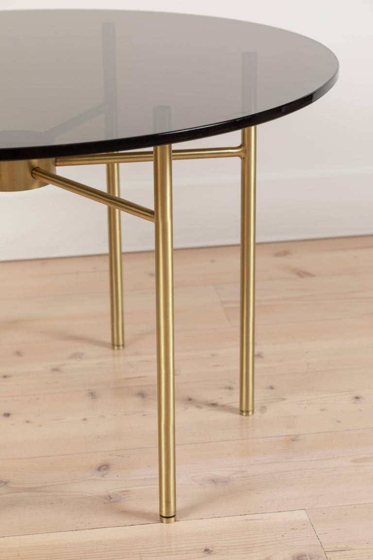 Radial Side Table by Lawson-Fenning For Sale 1