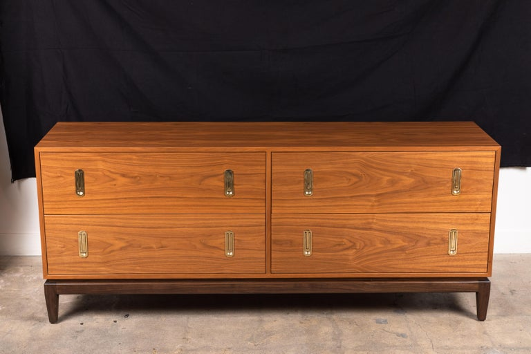 4-Drawer Arcadia Chest by Lawson-Fenning In Excellent Condition For Sale In Los Angeles, CA