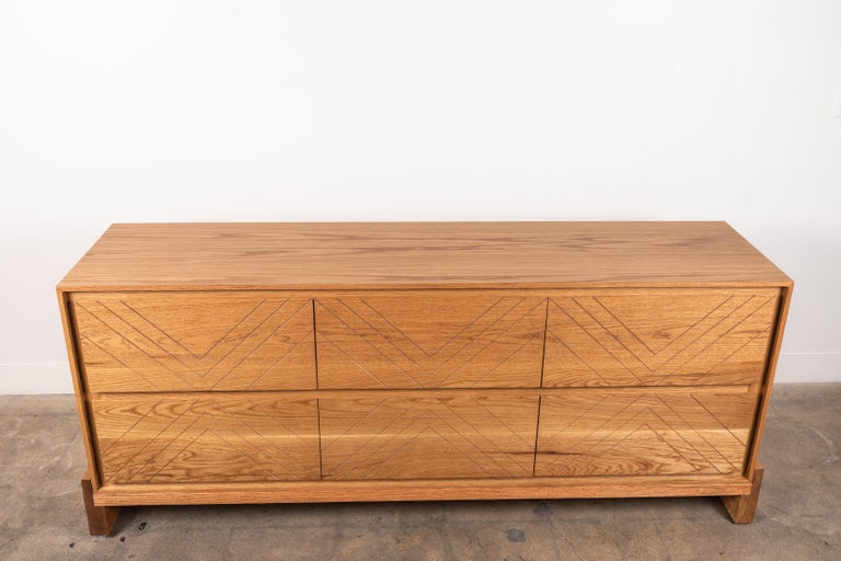 American Platform Chest by Lawson-Fenning For Sale