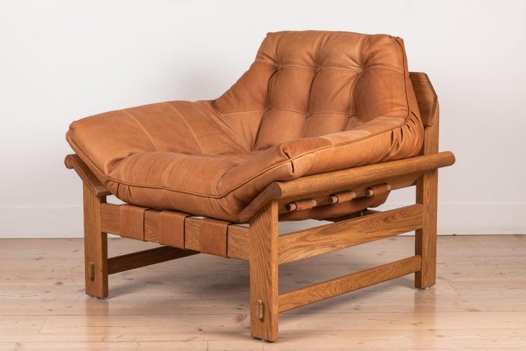 Mid-Century Modern Ojai Lounge Chair by Lawson-Fenning For Sale