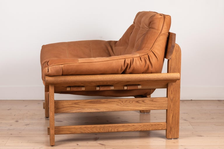 American Ojai Lounge Chair by Lawson-Fenning For Sale