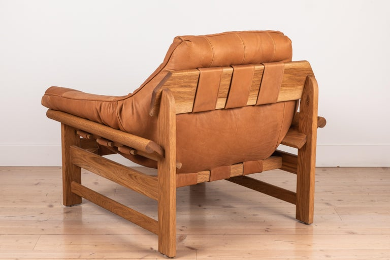 Ojai Lounge Chair by Lawson-Fenning In Excellent Condition For Sale In Los Angeles, CA