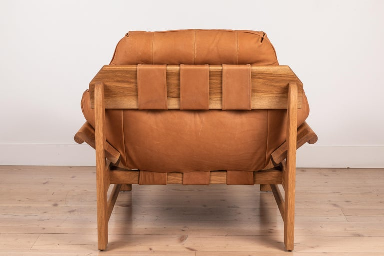 Contemporary Ojai Lounge Chair by Lawson-Fenning For Sale