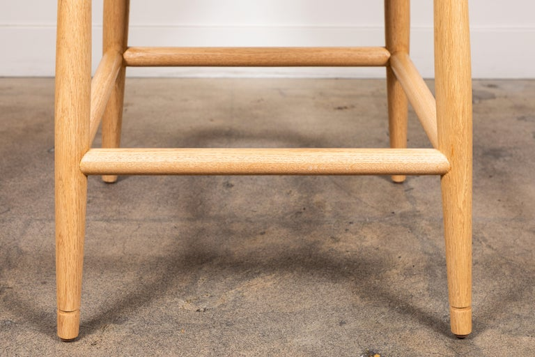 American Moreno Barstool by Lawson-Fenning For Sale