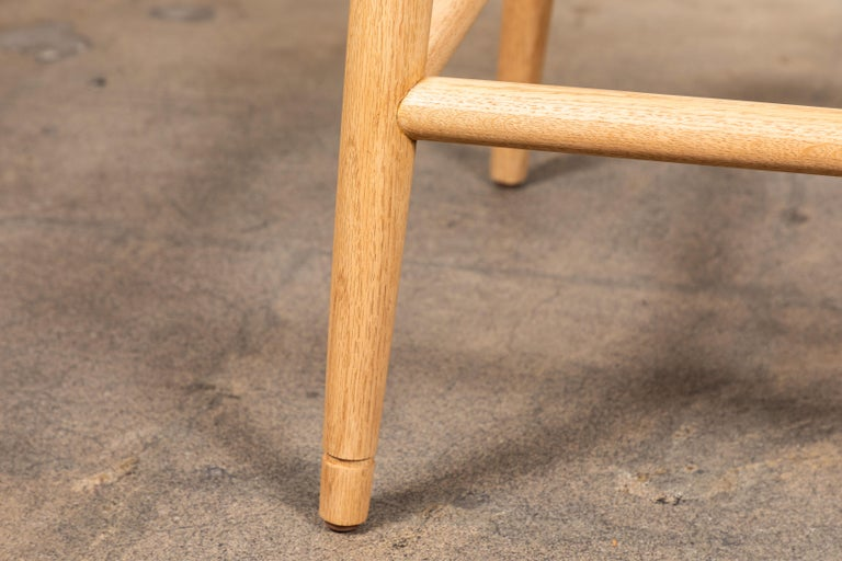Contemporary Moreno Barstool by Lawson-Fenning For Sale