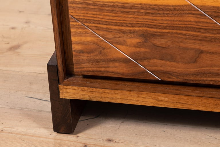 American 2-Door Platform Chest by Lawson-Fenning For Sale