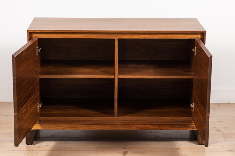 2-Door Platform Chest by Lawson-Fenning In New Condition For Sale In Los Angeles, CA