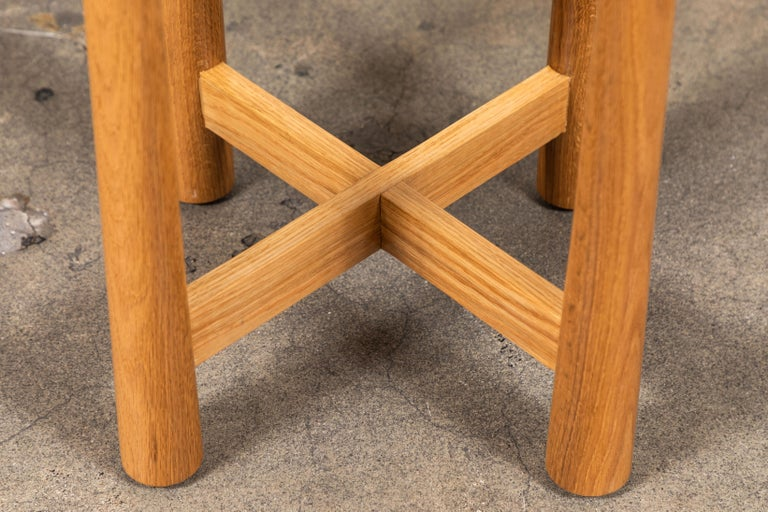 American Bronson Drinks Table by Lawson-Fenning For Sale