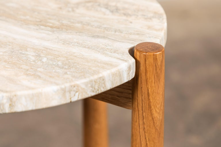 Bronson Drinks Table by Lawson-Fenning For Sale 1