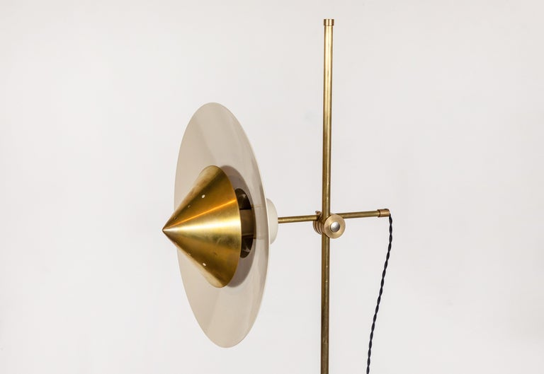 Pruckel Floor Lamp by Lawson-Fenning In New Condition For Sale In Los Angeles, CA