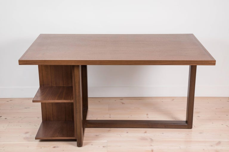Contemporary Ivanhoe Desk by Lawson-Fenning For Sale