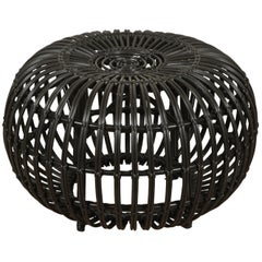 Large Outdoor Ottoman by Franco Albini