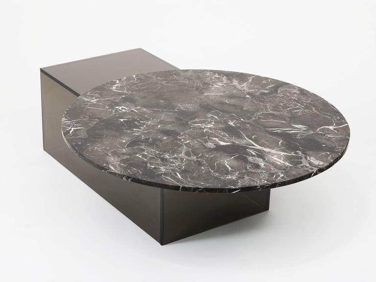 American Shift Coffee Table by Brian Thoreen For Sale