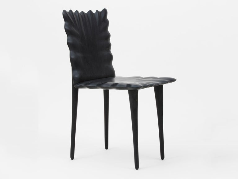 Saddle chair by Christopher Kurtz