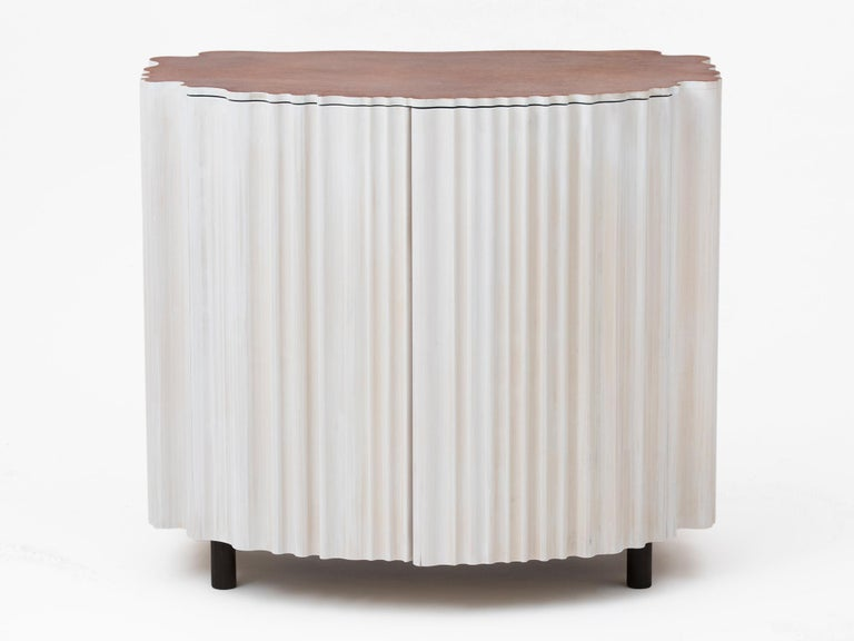 Pearl cabinet by Christopher Kurtz