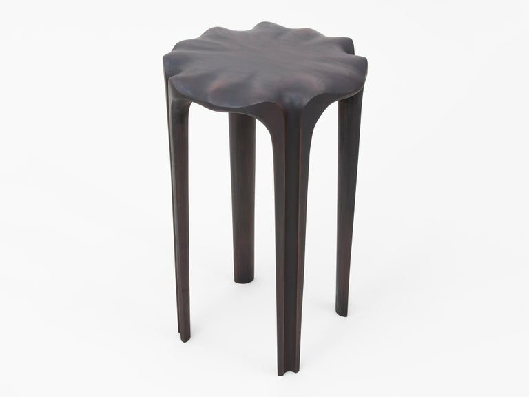 Pavilion stool by Christopher Kurtz