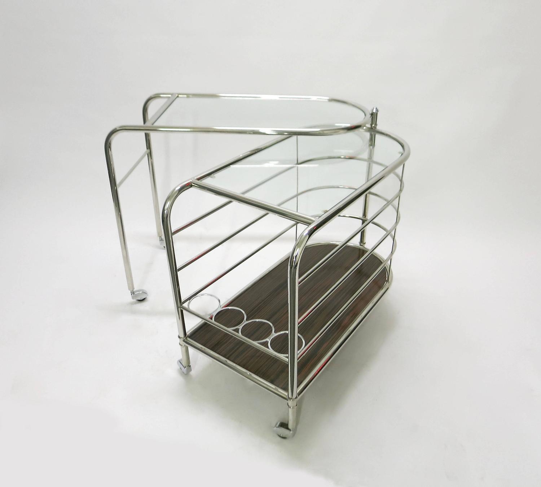 Rolling Bar Cart By Ralph Lauren Called Quot Metropolis Modern