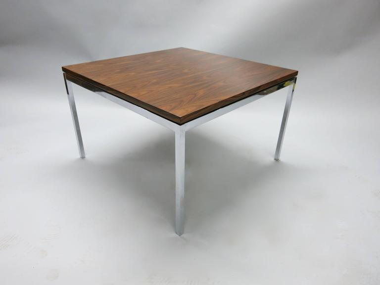 Side or coffee table by florence knoll usa circa 1950 Florence knoll coffee table