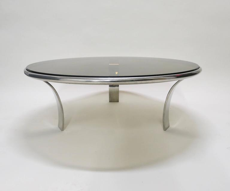 Modern Coffee Tables Usa: Coffee Table By Gardner Leaver For Steelcase, Circa 1970