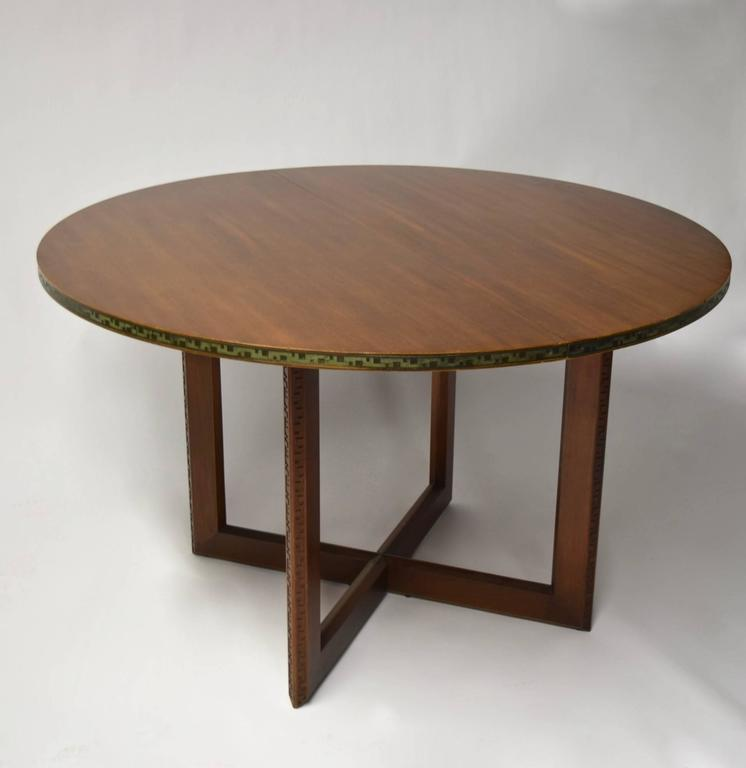 Dining Set By Frank Lloyd Wright For Heritage Henredon