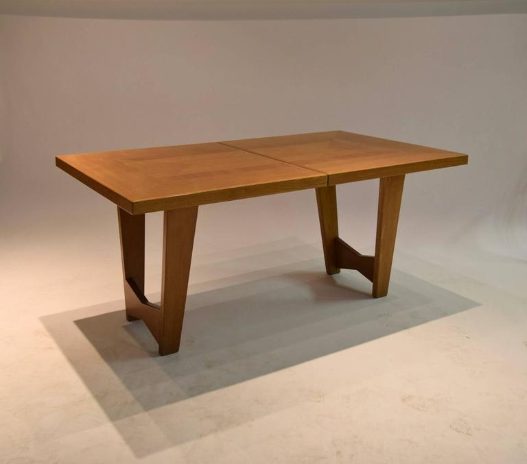 Table Top 1955: Dining Table By Maurice Pré, Circa 1955, Made In France