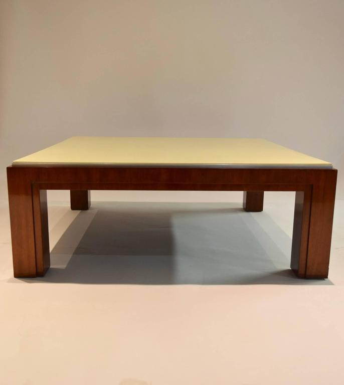 Square Coffee Table By Ralph Lauren For Sale At 1stdibs