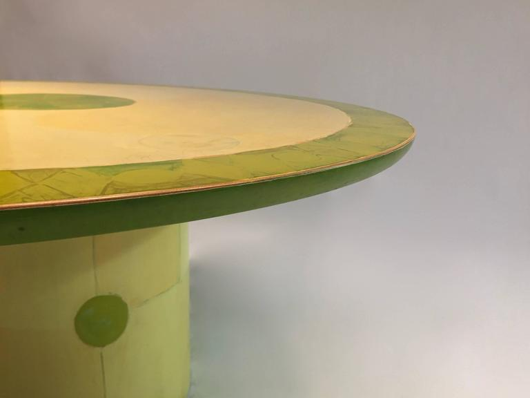 Dining or Center Table by Randy Shull, USA 1999 For Sale 4