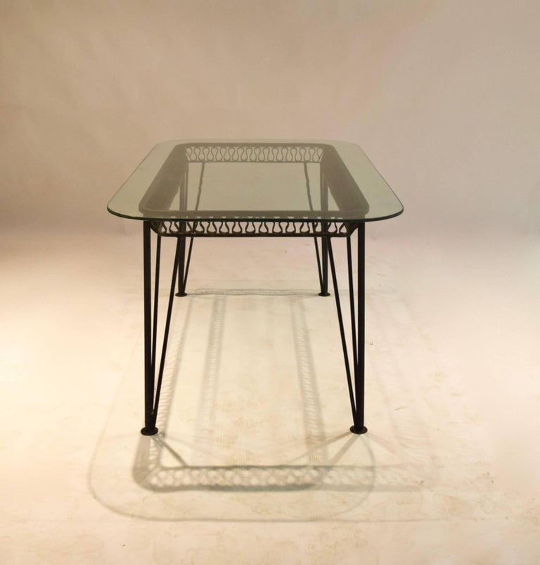 Table Top 1955: Ribbon Series Dining Table By Maurizio Tempestini For