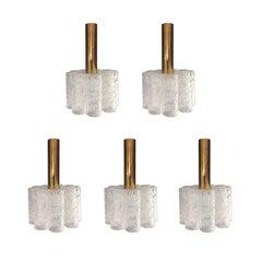 Five Doria Pendants