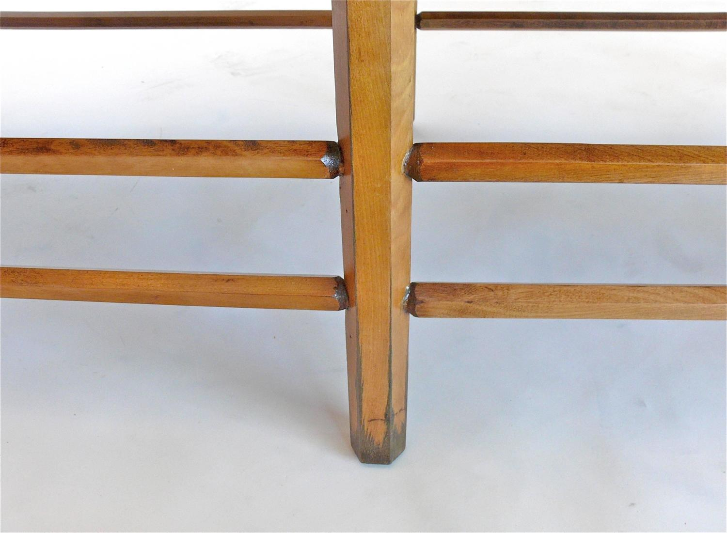 Wicker chaise longue for sale at 1stdibs for Cane chaise longue