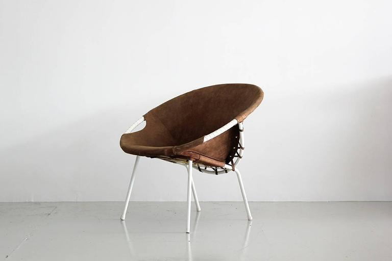 Austrian Scoop Chair For Sale 2
