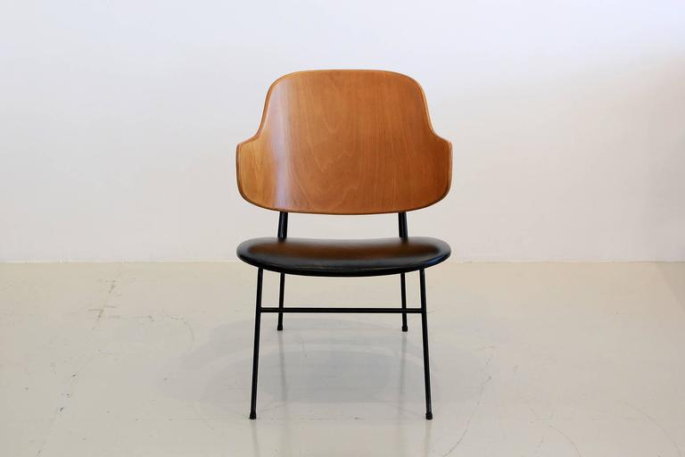 "Kofod-Larsen ""Penguin"" Chairs For Sale 1"