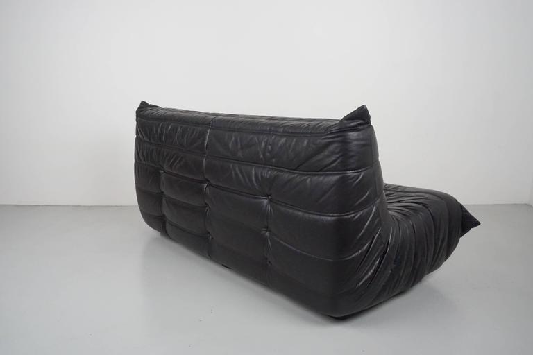 Togo Sofa by Ligne Roset In Excellent Condition For Sale In Los Angeles, CA
