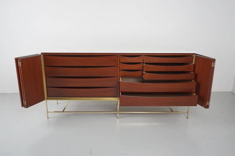 Sideboard by Paul McCobb for Calvin In Excellent Condition For Sale In Los Angeles, CA