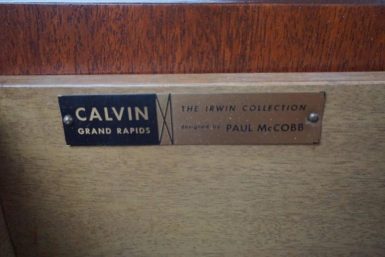 Sideboard by Paul McCobb for Calvin For Sale 4