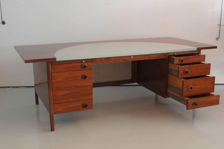 Edward Wormley for Dunbar Desk For Sale 4
