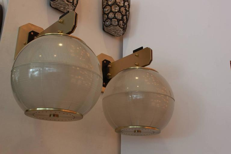 Sconces in the Style of Gardella For Sale 1