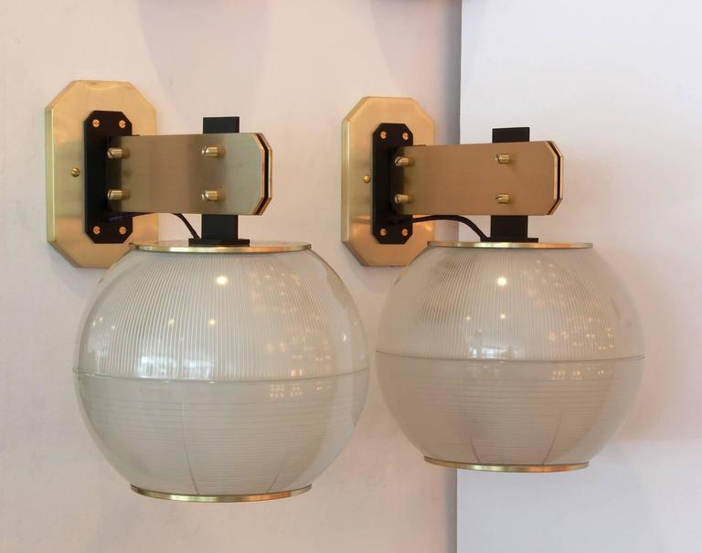 Sconces in the Style of Gardella For Sale 4