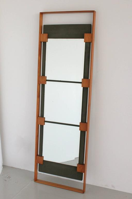 Italian Mirror Attributed to Ico Parisi For Sale 2