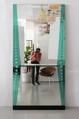 Cristal Art Italian Mirror