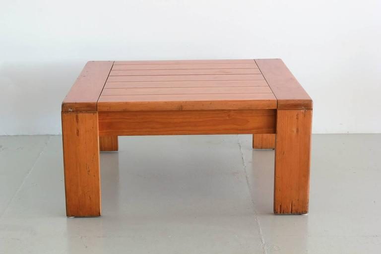 Charlotte Perriand Coffee Table 2
