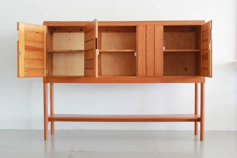 Wonderful French buffet designed by Pierre Gautier-Delaye.