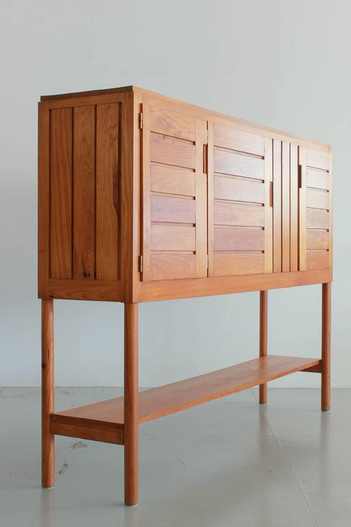 Pine Pierre Gautier-Delaye Buffet For Sale