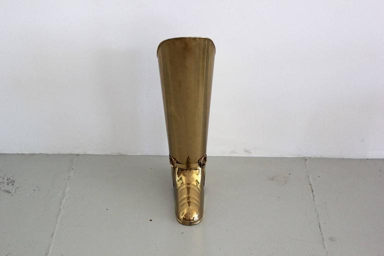 Belgian Brass Umbrella Boot 4