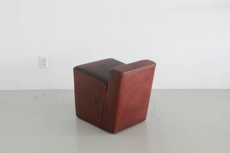 Italian Leather Cubes 8