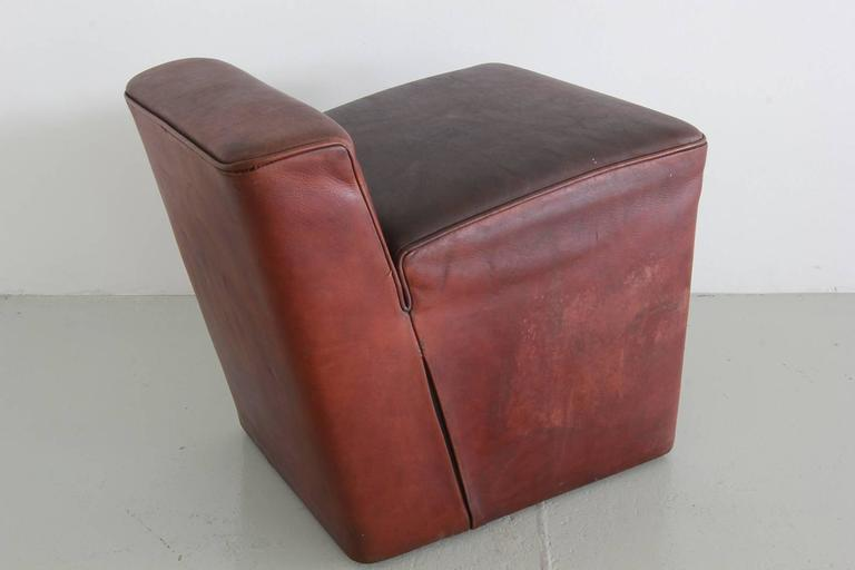 Italian Leather Cubes 9